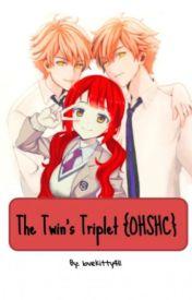 The Twin's Triplet? by lovekitty411