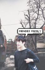 "mendes family | the trilogy to the ""mr. mendes"" series by aestheticshawn"