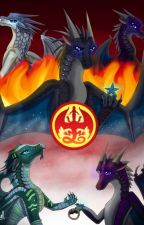Beware of the Darkness of Dragons [[FF]] by SaheltheSandWing