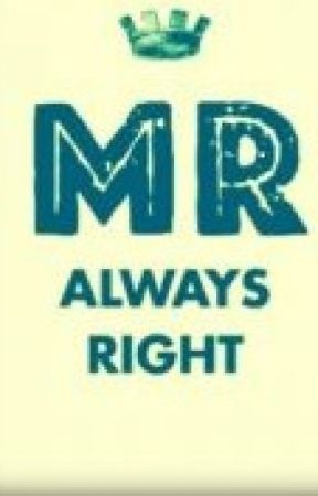 Mr. Always Right (COMPLETED) by AnanymouslyInLove