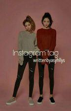Instagram Tag - kmthyng ( C )  by asyhllys
