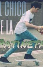 El Chico De La Patineta||Brandon Rowland|| by Candy_rowlandlandia5