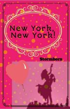 New York, New York! #Wattys2016 by stormborn88