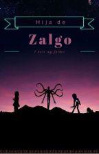 la hija de zalgo (jeff y tu) by LinaLovoRodriguez