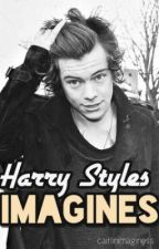 Harry Styles Imagines (don't read by CaitlinImagines