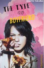 ♣Hideto Takarai ¡The Type of Boyfriend!♣ by sparlight