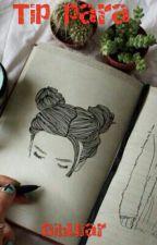 tip para dibujar bien  by beth_town