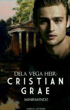 Dela Vega Heir: Christian Grae by MinieMendz