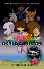 Osado corazón (Undertale) by michsonrisa