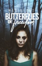 Butterflies Of Freedom // Derek Hale by mariasont