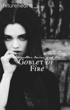 The Potter Twins and the Goblet of Fire by fxturehearts__