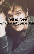 • i fell in love with a sad comedian • reader/bo burnham by burnhamwithfire