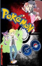Pokémón go! by AbigailCruz237