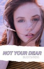 BUT, I'M NOT YOUR DEAR » [MAXERICA AU] by -gwenstacy