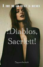 ¡Diablos, Scarlett! by yanelisolis96