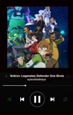 Voltron: Legendary Defender One Shots by spacedadslays