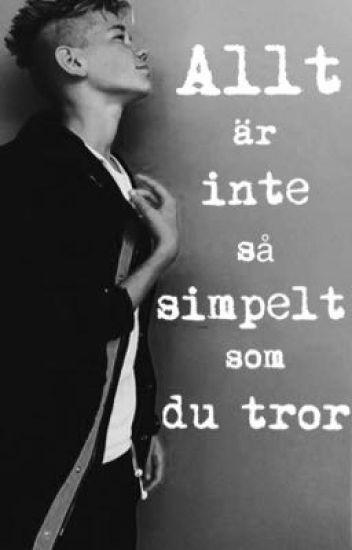 Allt är inte så simpelt som du tror | M.G |
