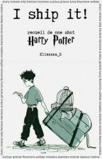 I ship it !~ HARRY POTTER by Elleanna_B