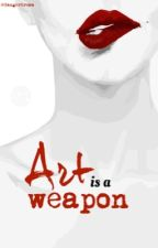 Art Is A Weapon // Frerard Oneshot  by dangerdream