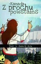 Z prochu powstałeś || Gravity Falls  by -Kanada-