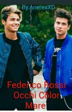 Federico Rossi Occhi Color Mare  by AneresXD