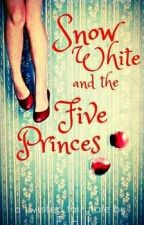 Snow White and the Five Princes by bleusandy