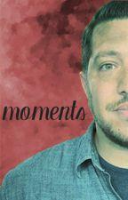 Moments | Sal Vulcano by CrystaLinda