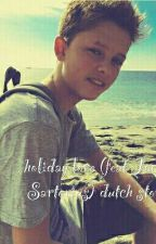 Holiday Love (Jacob Sartorius) Dutch Story by AllienOnEarth