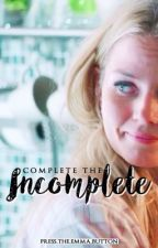 Complete The Incomplete | CS AU by presstheemmabutton