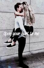 Открой мне своё сердце                               Open your hurt to me  by emiliya_1605