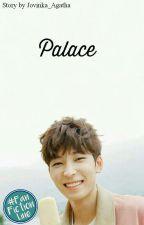 Palace Ver. 1  ; Wonwoo-Eunha by Jovinka_Agatha