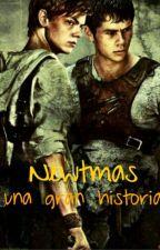 Newtmas Una Gran Historia  by sararatita2001