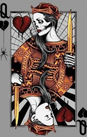 The Lost Queen Card by Harleen63