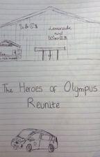 The Heroes of Olympus Reunite by Creme_egg_dani