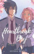 Heartbreak Boy by AdindaKasih