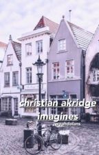 christian akridge imagines . by woahdoIans