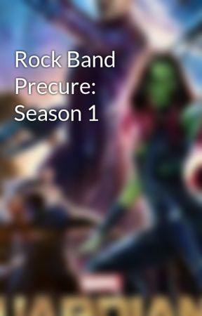 Rock Band Precure Season 1 Great Chords Of Power The Red Cure