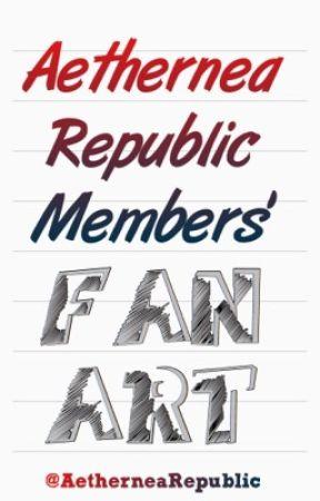 Aethernea Republic Members' Fan Art by AetherneaRepublic