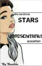 Stars Früher vs Heute by Bouchira