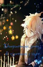 Danganronpa: Sueños de esperanza y  amor (Komaedaxtu) by dulcepanqueke