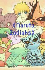 Naruto Zodiaks by Shinigami-666