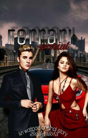 Ferrari by Badgirl013