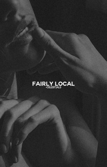 FAIRLY LOCAL ► HARLEY QUINN [ON HOLD]