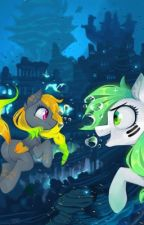 My MLP Art Journey  by valor_art