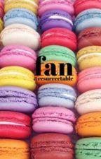 Fan (Miniminter x Reader) by resurrectable