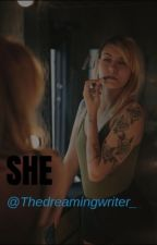Her, My Badgirl by Thedreamingwriter_