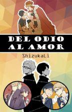 Del Odio al Amor ~ TsukiKage [PAUSADO] by ShizukaLi