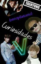 Curiosidades De Kim Taehyung/ V (Recopilatorio) by NoisySpikeu