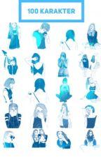 100 Karakter by balbadem_kitap