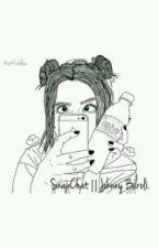 SnapChat    Johnny Baroli. by wtfxxblue